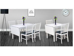 White Dining Series